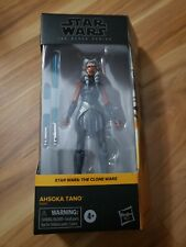 Hasbro Star Wars The Clone Wars Black Series Ahsoka Tano Walmart Exclusive