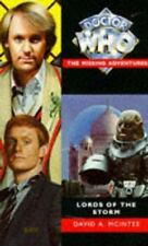 Lords of the Storm (Doctor Who - The Missing Adventures Series), McIntee, David