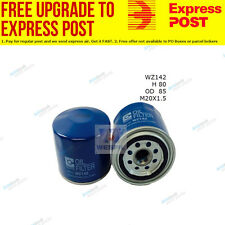 Wesfil Oil Filter WZ142 fits Ford Courier PC 2.6 4x4
