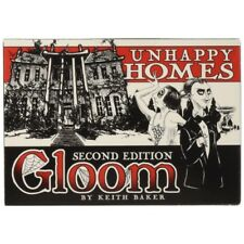 Gloom Unhappy Homes 2nd Edition Expansion