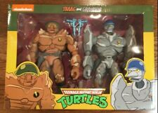 NECA TMNT - Traag and Granitor - Hard to Find