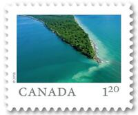 2018 Canada Post 🍁 POINT PELEE PARK MNH; Single From Booklet; Far & Wide Series