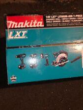 Makita XT706 18V LXT 7 Piece Combo Kit (3.0Ah) FAST FREE SHIPPING
