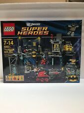 Lego DC Universe DC Comics Super Heroes The Batcave 6860, Retired NEW IN BOX