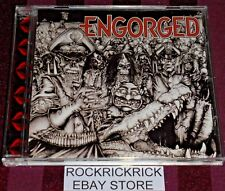 ENGORGED - ENGORGED -14 TRACK CD-  (EXCELLENT CONDITION)