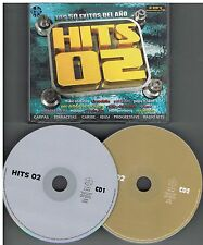 Various ‎– HIts 02 - Los 50 Exitos Del Año   3 x CDs 2002