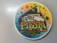 Fiesta Hôtel & CASINO LAS VEGAS * 1 $ Poker AND Black Jack puce *