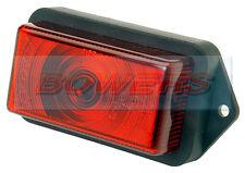 RUBBOLITE / TRUCK-LITE MODEL M550 550/02/00 RED REAR MARKER LAMP LIGHT