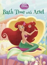 Board Book: Bath Time with Ariel (Disney Princess) by Andrea Posner-Sanchez...
