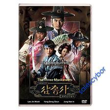 """BUY 5 GET 1 FREE"" The Three Musketeers (Season 1) Korean Drama Good English Sub"