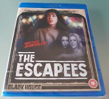 The Escapees Jean Rollin Horror Blu-Ray French language with English Subtitles