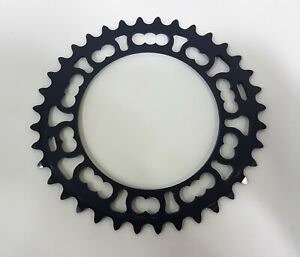 Rotor QRings Campagnolo BCD 113mm x 5 Bolt 36T Inner Chainring Black