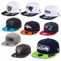 New Era 9fifty Snapback Cap NFL 2017 The League Seahawks Patriots Raiders UVM