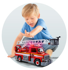 PLAYMOBIL 5682 City Action Fire Engine Rescue Ladder Unit
