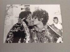 BRIGITTE BARDOT et SACHA DISTEL  - Photo de presse originale 13x18cm