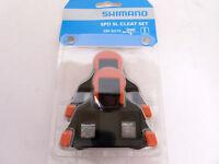 mr-ride Shimano SM-SH10 SPD-SL Road Cleats Fixed/No Float fits Dura-Ace Ultegra