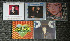 MARC ALMOND 5 x single cd collection