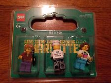 LEGO Store Grand Opening 3 Minifigures Set Charlotte 2015 164 Of 400 #852766