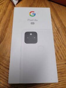 Google Pixel 4a 5g 128gb white unlocked