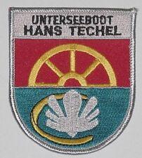 "Patch Patch experimento-submarino U-Boot ""Hans techel"" s172... a3551"