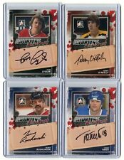 2011-12 ITG Enforcers Autographs  #ATL Tom Lysiak  Set Break