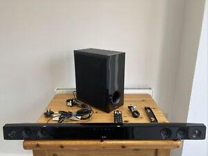 LG NB3530A Soundbar and Wireless Subwoofer