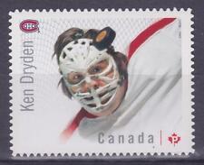 Canada 2015 #2866a Great Canadian Goalies (Ken Dryden) - MNH