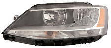2011-2013 Volkswagen VW Jetta New Right/Passenger Side Headlight Assembly