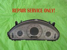 2115405848, Mercedes Benz Instrument Cluster Repair Service
