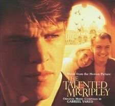 New listing The Talented Mr. Ripley [Music from the Motion Picture] by Gabriel Yared (Cd, Ma