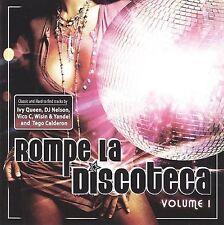 Rompe La Discoteca, Vol. 1 (CD) Ivy Queen,DJ Nelson, Wisin, Tego,Vico C