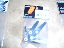 TREX 600 METAL WASHOUT CONTROL ARMS BLACK HN6092T-00 BNIB