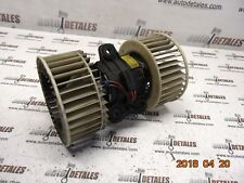 BMW E39 5-Series 525d HEATING HEATER BLOWER MOTOR 0765017212 used 2002