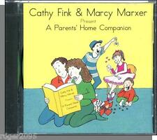 Cathy Fink & Marcy Marxer - A Parents' Home Companion:  Songs For Parents-New CD