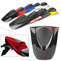 Rear Seat Cover Pillion Tail Cowl Fairing For Honda CBR 600RR F5 2007-2012 Black