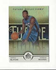 2005-06 Reflections #110 Andray Blatche RC Rookie Wizards /1499