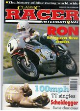 Every Two Month Classic Racer Magazines in English