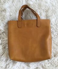 New MADEWELL the small transport crossbody in cider H2556