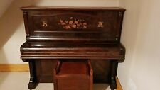 More details for john spencer & co upright piano