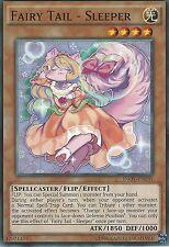 YU-GI-OH CARD: FAIRY TAIL -  SLEEPER - INOV-EN035