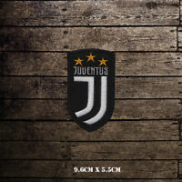 Juventus Logo Embroidered Iron On Sew On Patch Badge For Clothes etc