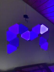 Nanoleaf Light Panels, **9+3 Panels & Rhythm**