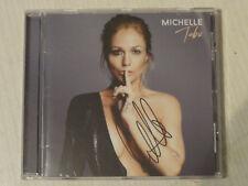 Michelle Schlager Sängerin CD neu 17 Track Tabu sexy signiert Original Autogramm