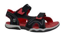Scarpe sandali neri marca Timberland per bambini dai 2 ai 16 anni