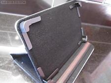 Blanco seguro Multi ángulo llevar case/stand Para Alcatel One Touch Pixi 7 Tablet
