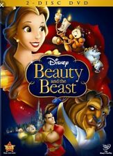 Beauty and the Beast DVD 2-Disc Set