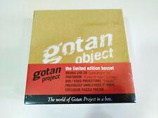 """Gotan Project Limitée Edition Boxset 2 X CD Photobook DVD Vinyl 7 """" Puzzle"""