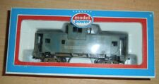 "HO Scale ""Conrail"" 9121 Freight Train Caboose / Model Power Brand weathered"