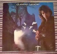 Clannad Legend Vinyl LP Record 33rpm 1984 RCA PL70188