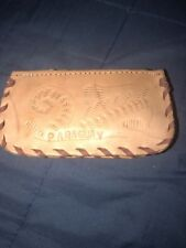 Paraguay Boracay Coin Change Wallet Purse Bags Genuine Leather Zip Top